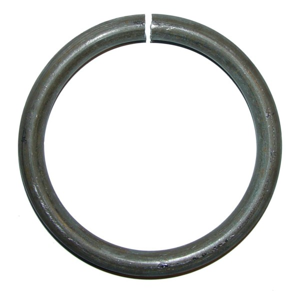 "2 New 3 3//8/"" Round Tubing Circle Ornamental Fence Weldable Gate Ring st"