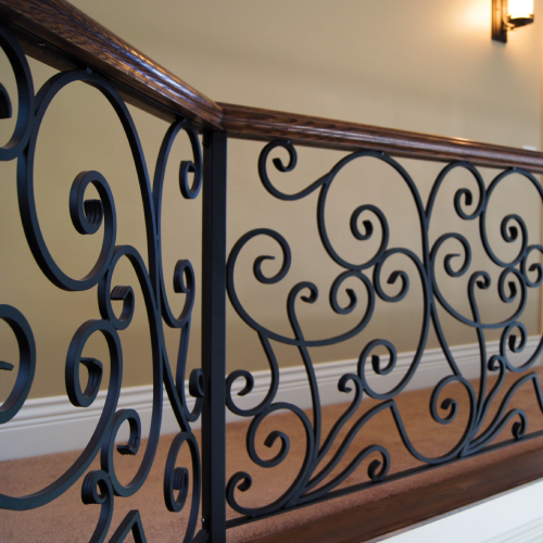 Indoor Railings Projects
