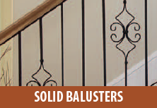 Solid Balusters