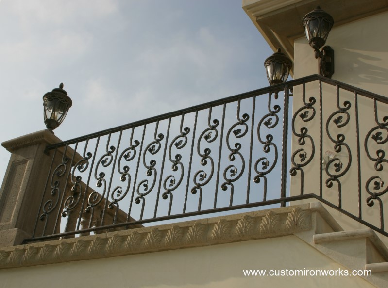 Outdoor Railings 128