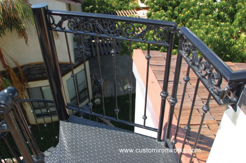 Outdoor Railings 130