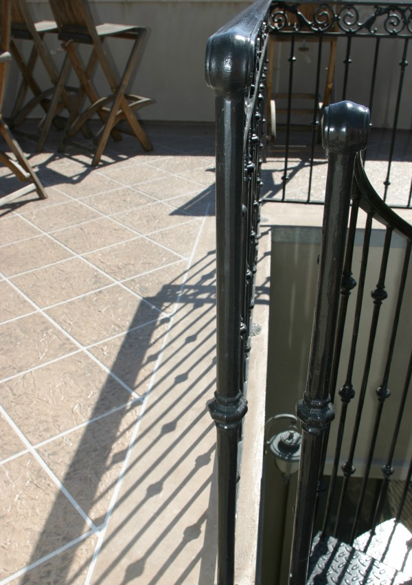 Outdoor Railings 131