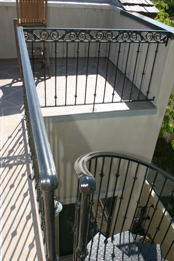 Outdoor Railings 132