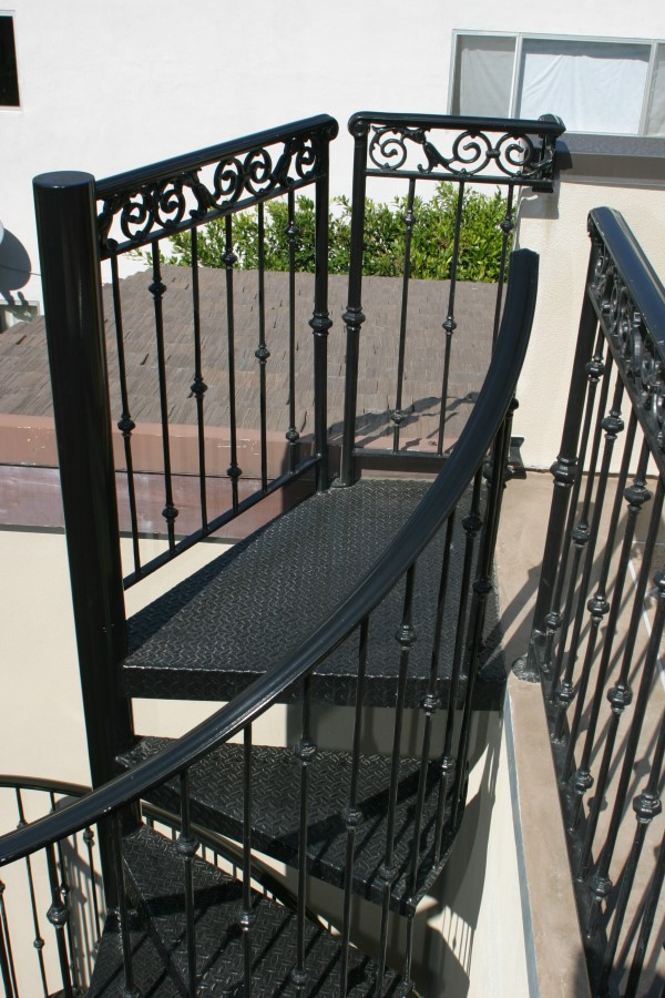 Outdoor Railings 133