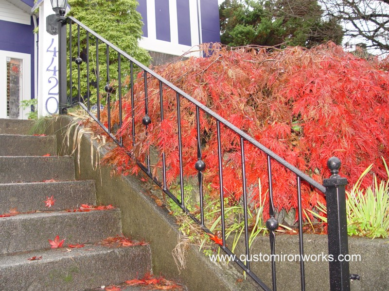 Outdoor Railings 134