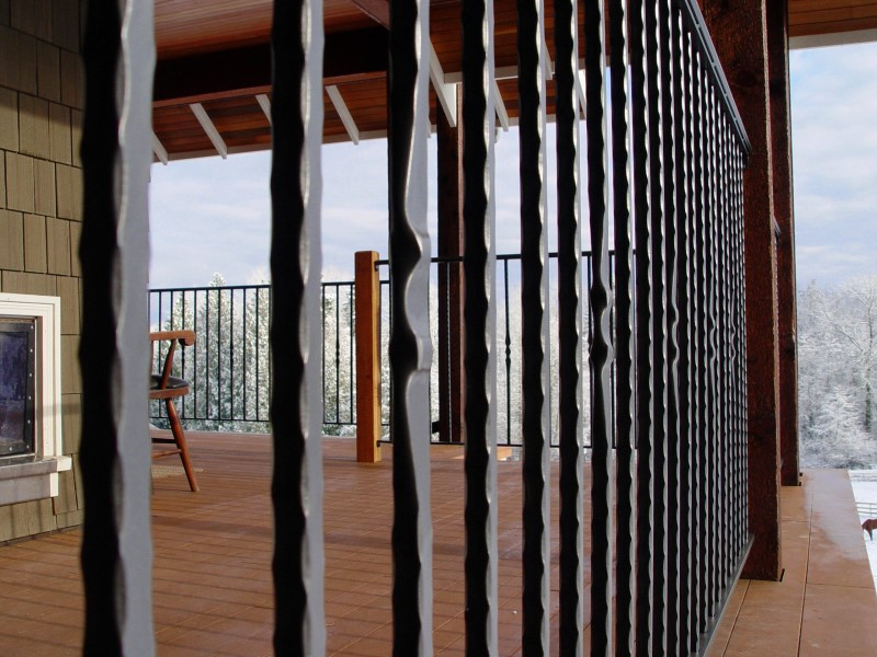 Outdoor Railings 137