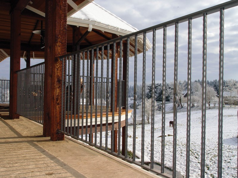 Outdoor Railings 139