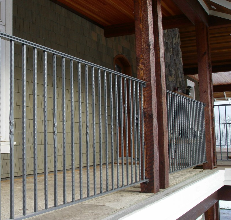 Outdoor Railings 141