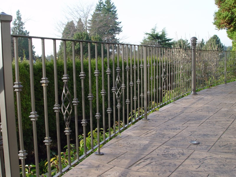 Outdoor Railings 142