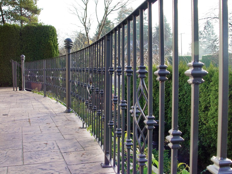 Outdoor Railings 143