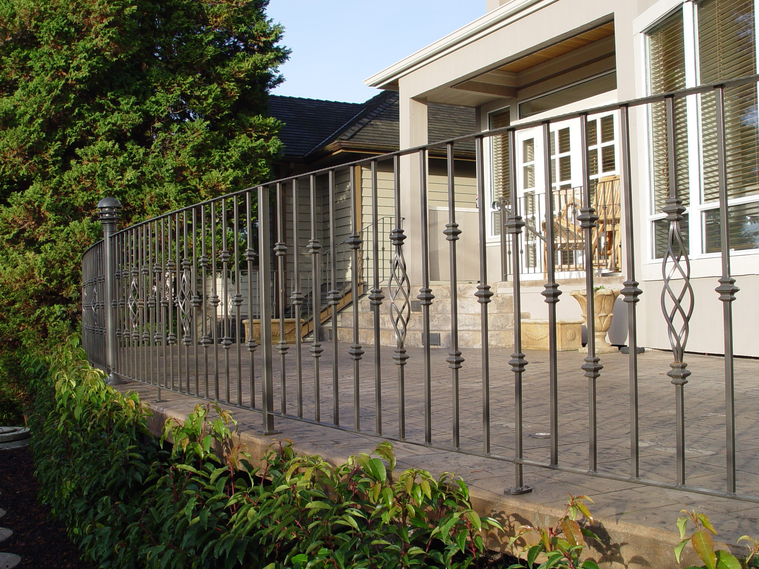 Outdoor Railings 145