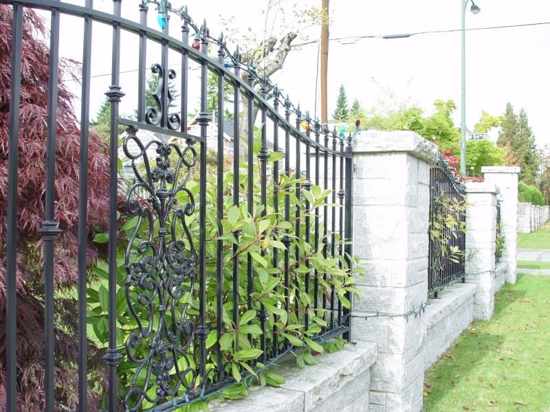 Outdoor Railings 154