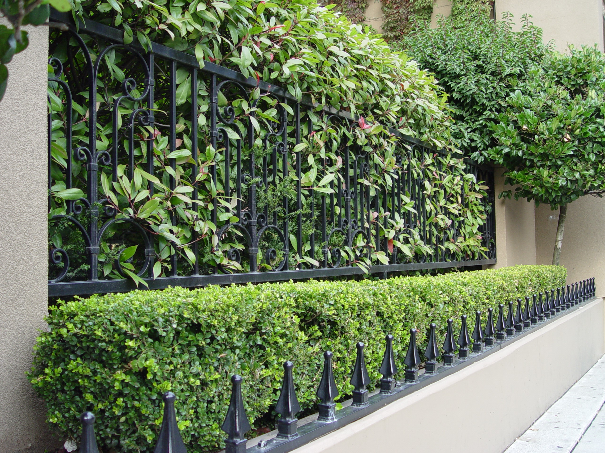 Outdoor Railings 156