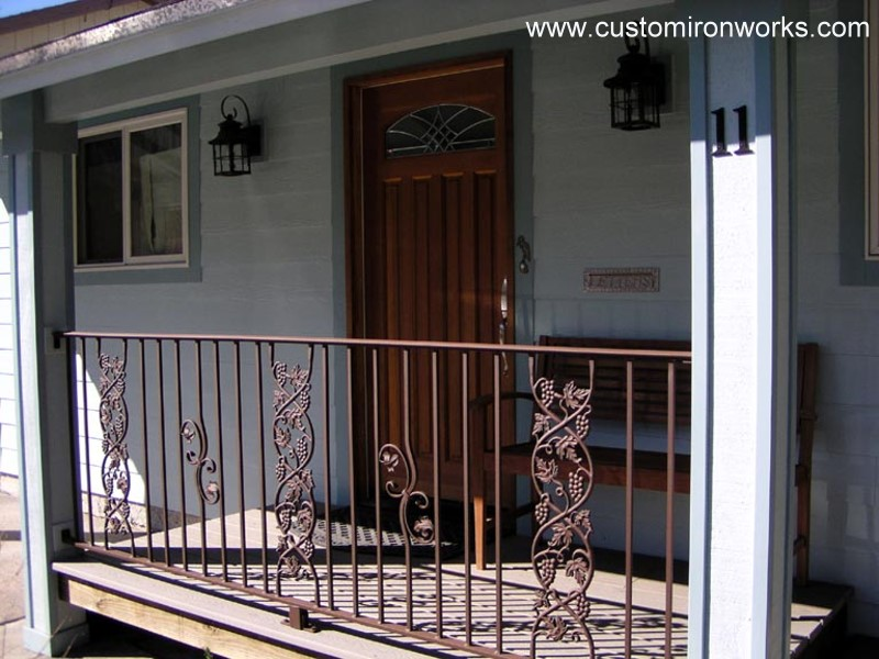 Outdoor Railings 157