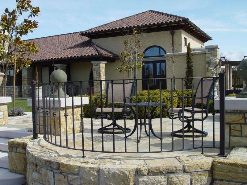 Outdoor Railings 158