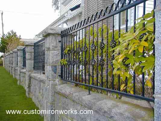 Outdoor Railings 2