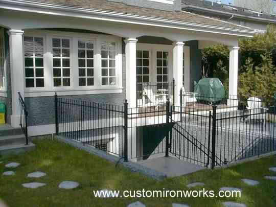Outdoor Railings 6