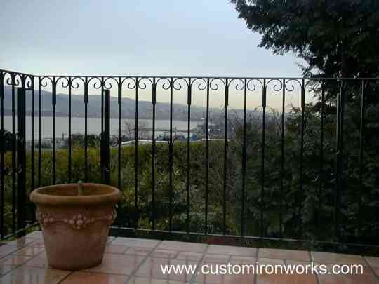 Outdoor Railings 8