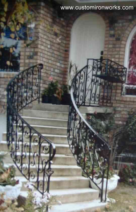 Outdoor Railings 12