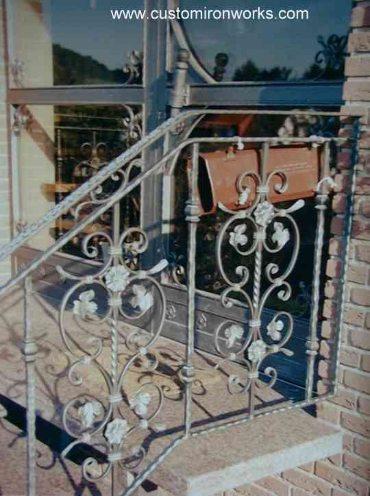 Outdoor Railings 14