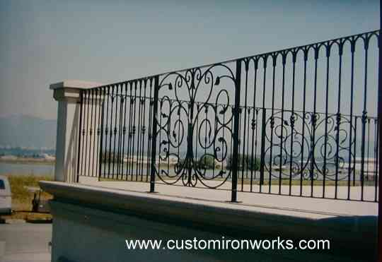 Outdoor Railings 15