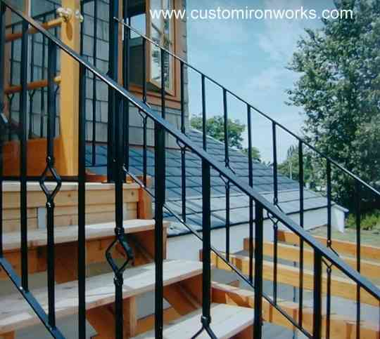 Outdoor Railings 16