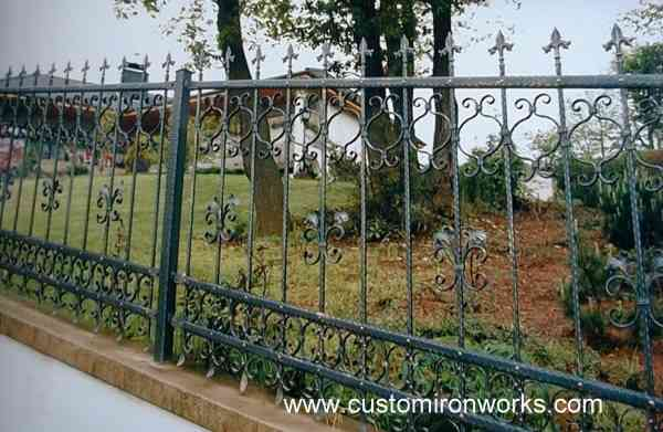 Outdoor Railings 17
