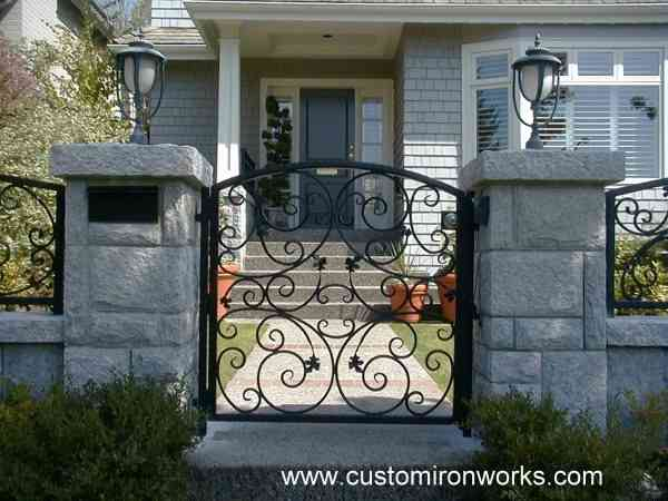 Outdoor Railings 22