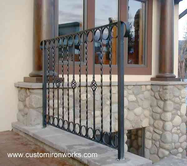 Outdoor Railings 28