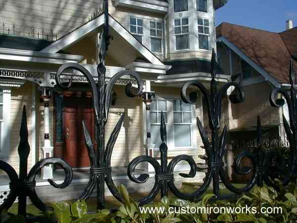 Outdoor Railings 31