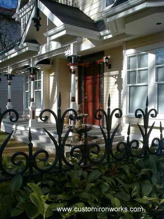 Outdoor Railings 34