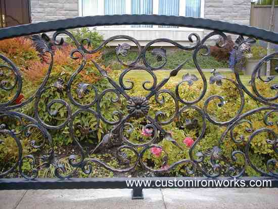 Outdoor Railings 36