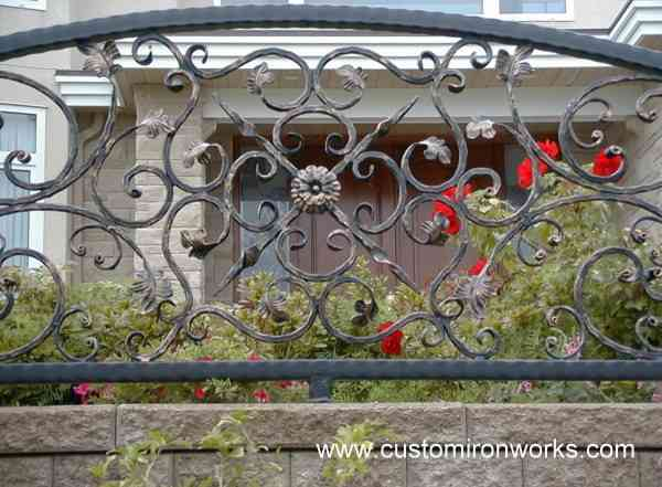 Outdoor Railings 37