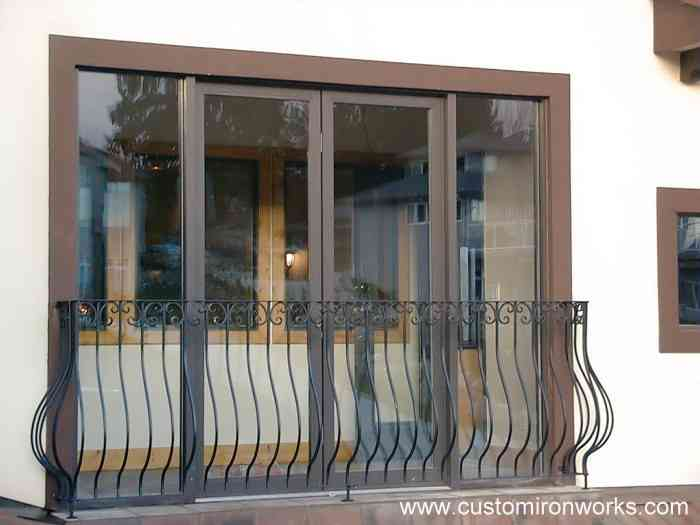 Outdoor Railings 40