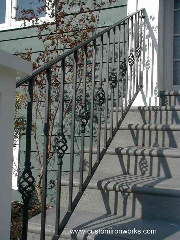 Outdoor Railings 42