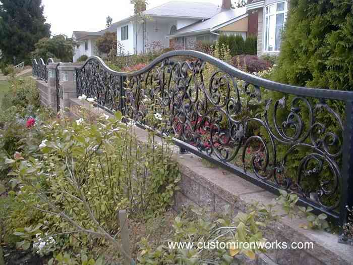 Outdoor Railings 45