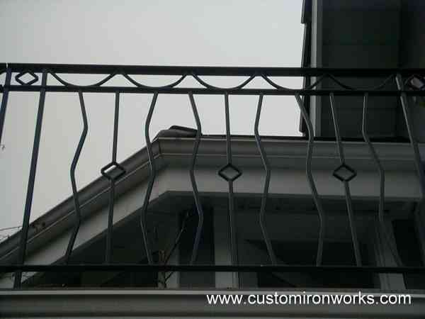 Outdoor Railings 47