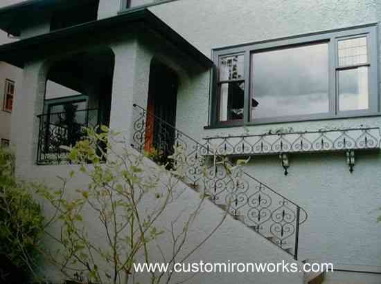 Outdoor Railings 49