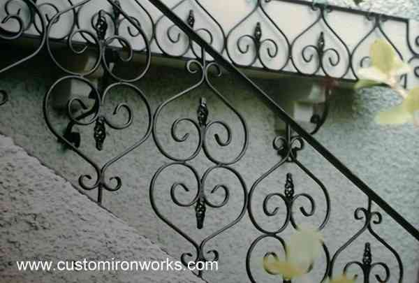 Outdoor Railings 50