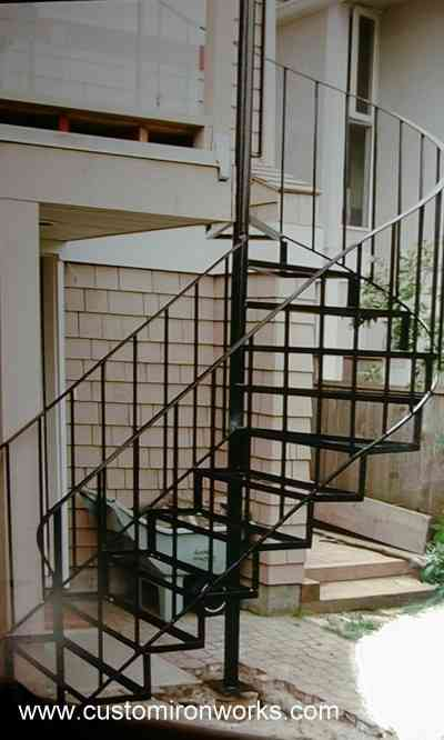 Outdoor Railings 51