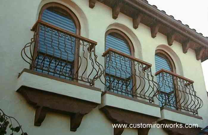 Outdoor Railings 55