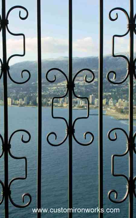 Outdoor Railings 57