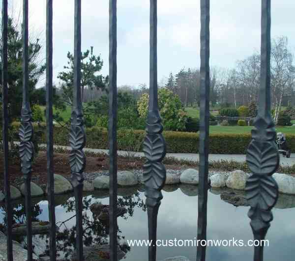 Outdoor Railings 61