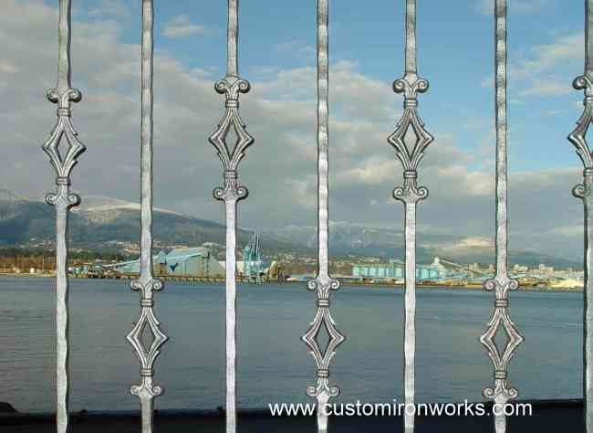 Outdoor Railings 63