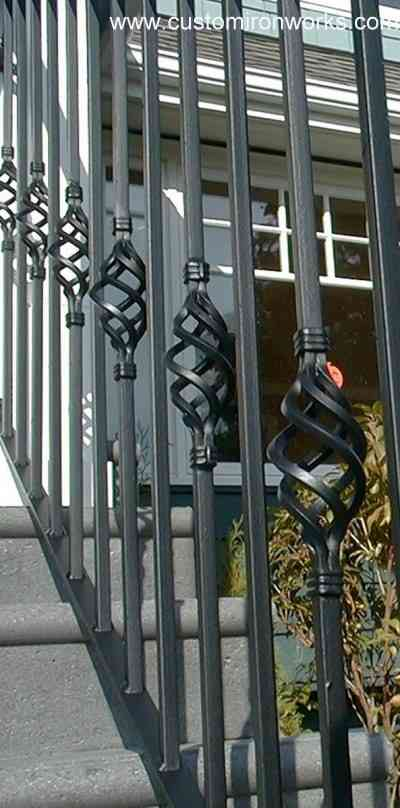 Outdoor Railings 69