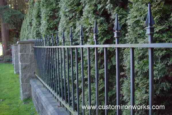 Outdoor Railings 70