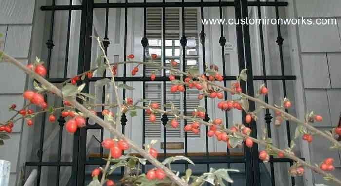 Outdoor Railings 71
