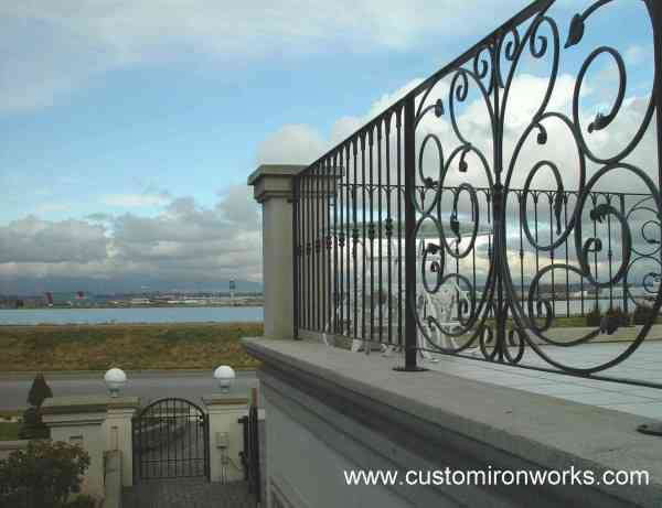 Outdoor Railings 73