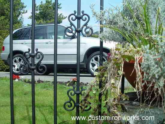Outdoor Railings 75