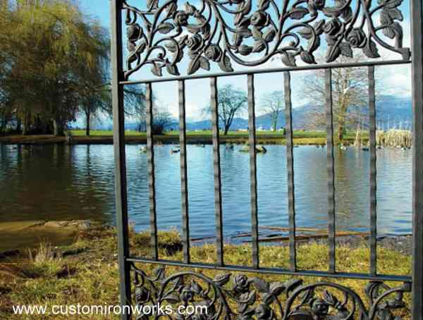 Outdoor Railings 77